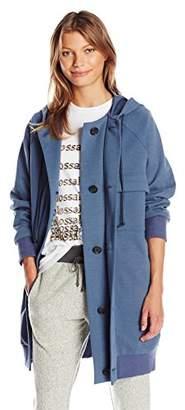 Thaddeus O'Neil Women's Double Jersey Cocoon Hoodie