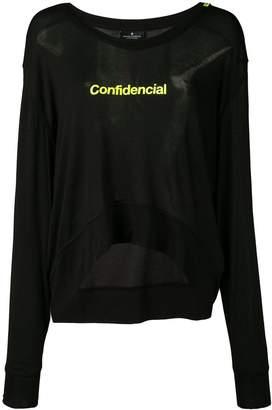Marcelo Burlon County of Milan Confidential T-shirt