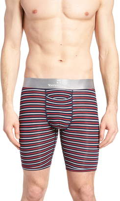 Tommy John Second Skin Americana Stripe Boxer Briefs