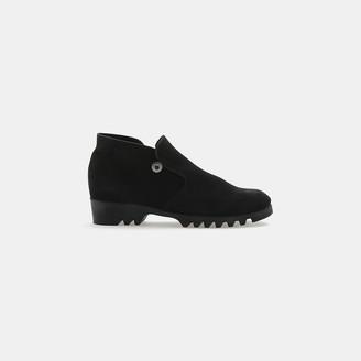 Jima Slip-On Bootie $425 thestylecure.com