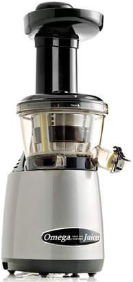 Omega VRT400HDS Silver Slow Speed Vertical Juicer