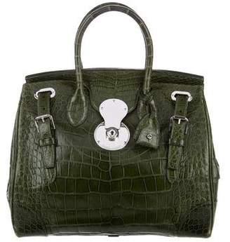 13a2af4ba4 Pre-Owned at TheRealReal · Ralph Lauren Alligator Ricky Bag