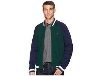 Polo Ralph Lauren Interlock Track Bomber Jacket