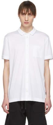 BOSS White Puno 8 Shirt