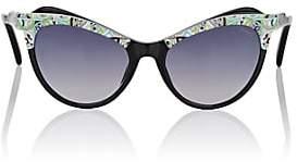 Pucci WOMEN'S P0035 SUNGLASSES - BLACK