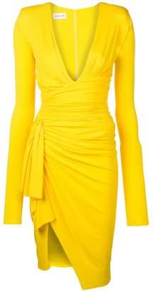 Alexandre Vauthier asymmetric dress