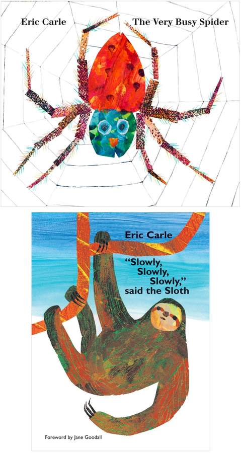 Flash Eric Carle Bundle # 5