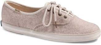 Keds Champion Wool Lace-Up Sneakers $37.59 thestylecure.com