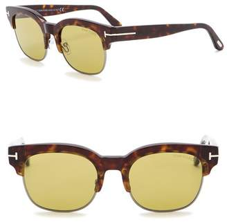 b40487a62ebf Tom Ford Green Men s Sunglasses - ShopStyle
