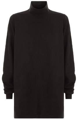 Rick Owens DRKSHDWS Turtleneck Sweater