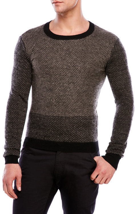 robert geller Gustav Knit Sweater