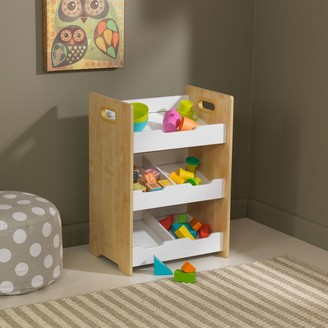 Kid Kraft Angled Bin Unit