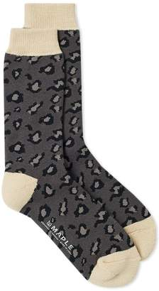 Maple Safari Sock