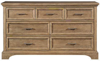 Stone & Leigh Chelsea Square Double Dresser - Khaki