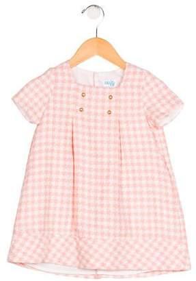 Luli & Me Girls' Tweed Dress