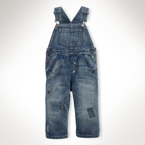 Blue-Collar-Wash Overall