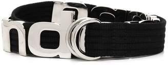 Alexander Wang letters belt