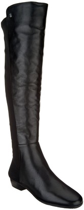 Vince Camuto Medium Calf Leather Tall Shaft Boots - Karita