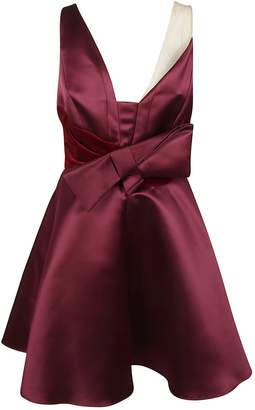 Elisabetta Franchi Celyn B. Bow Detail Dress