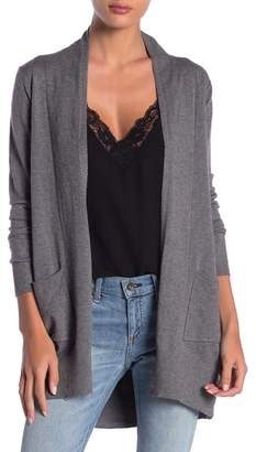 DREAMERS BY DEBUT Open Patch Pocket Cardigan