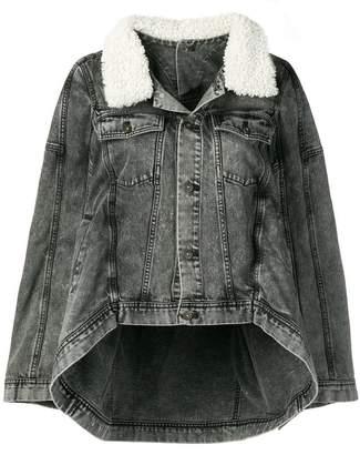 Y/Project Y / Project oversized denim jacket
