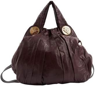 Gucci Hysteria Purple Leather Handbags