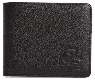 Herschel Tile Roy Leather Bifold Wallet