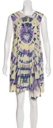 Raquel Allegra Sleeveless Mini Dress