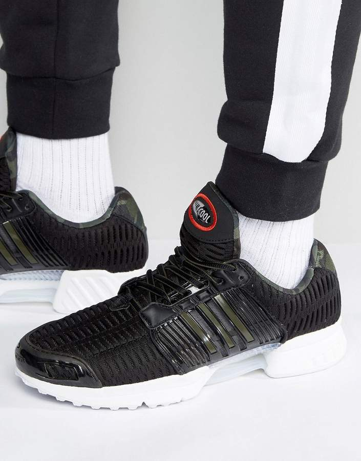 adidas Originals Climacool 1 Sneakers In Black BA7177