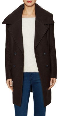 Natalie Wool Coat $218 thestylecure.com