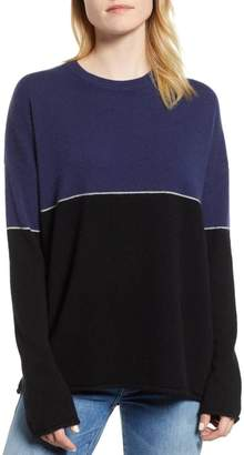 Velvet Cashmere Sweater
