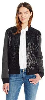 Splendid Women's Sequin Jacket