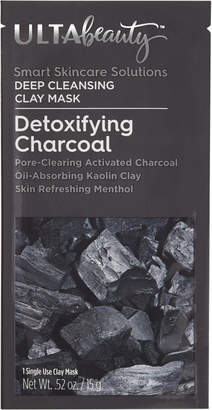 ULTA Detoxifying Charcoal Deep Cleansing Clay Mask $3 thestylecure.com
