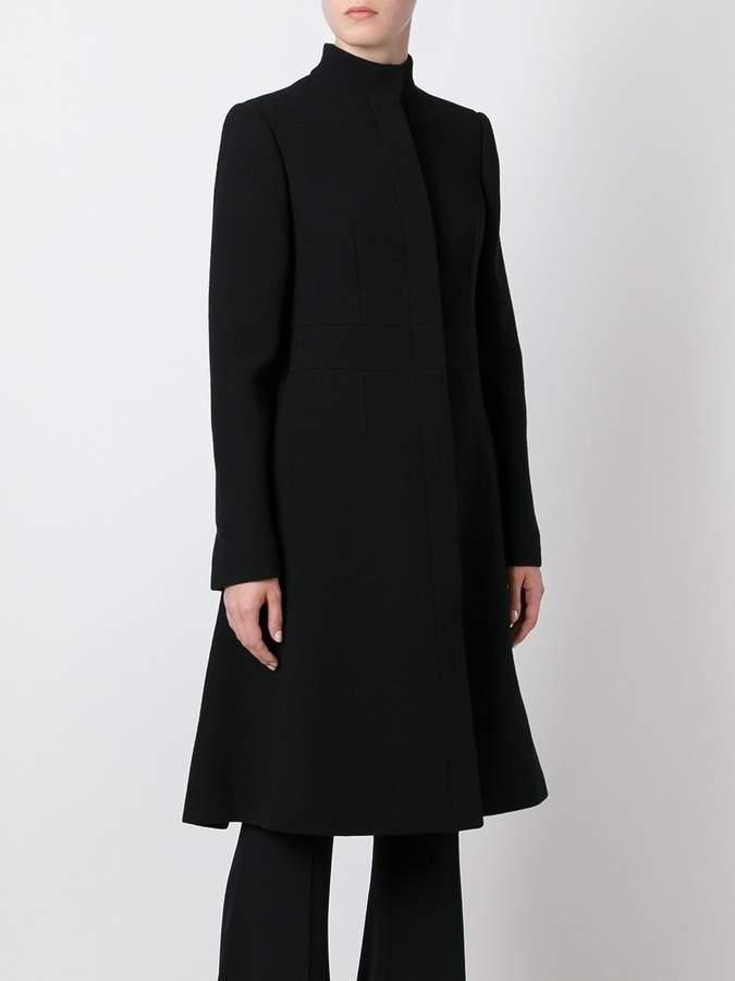 Alexander McQueen A-line coat