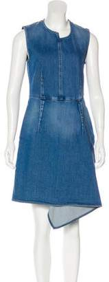 Stella McCartney 2017 Denim Dress