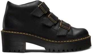 Dr. Martens Coppola 3 Tie Ankle Boots - Black