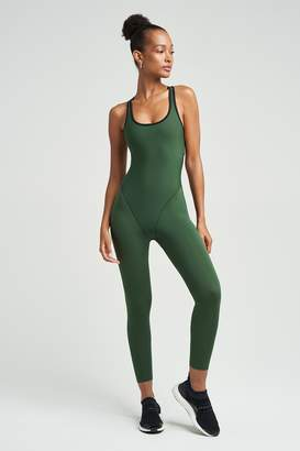 Adam Selman French Cut Catsuit