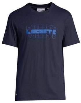 Lacoste Triple Logo T-Shirt