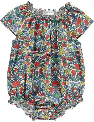BABE & TESS Floral Romper $98.40 thestylecure.com