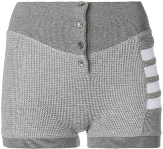 Thom Browne Compact Waffle Boxer Briefs