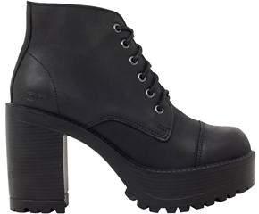 Roc Pampas Black Leather