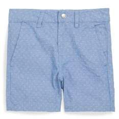 7 For All Mankind Little Boy's & Boy's Textured Chambray Shorts