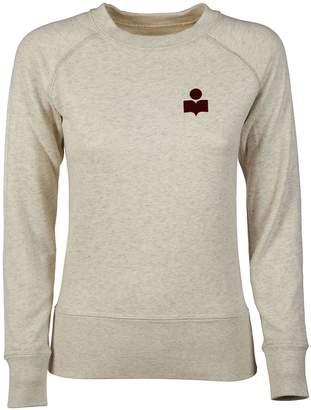 Isabel Marant Etoile Isabel Chest Logo Sweatshirt