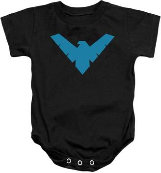 Batman Trevco Nightwing Symbol - Infant Snapsuit - , Small