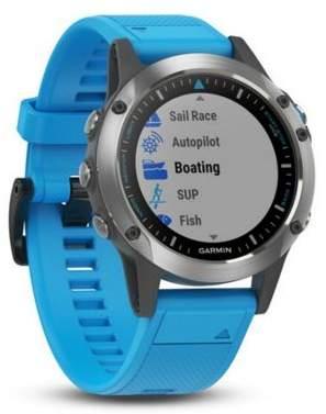Garmin Quatix 5 Gps Smartwatchautopilot Controldata Streamingmarine Features