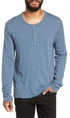 ATM Anthony Thomas Melillo Raw Edge Henley
