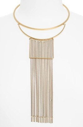 Women's Jenny Bird Fallingwater Collar Necklace $225 thestylecure.com