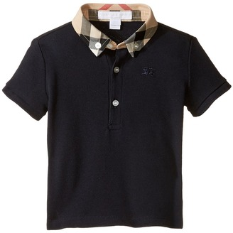 Burberry Kids - William Polo Boy's Clothing $70 thestylecure.com