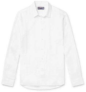 Vilebrequin Caracal Linen Shirt