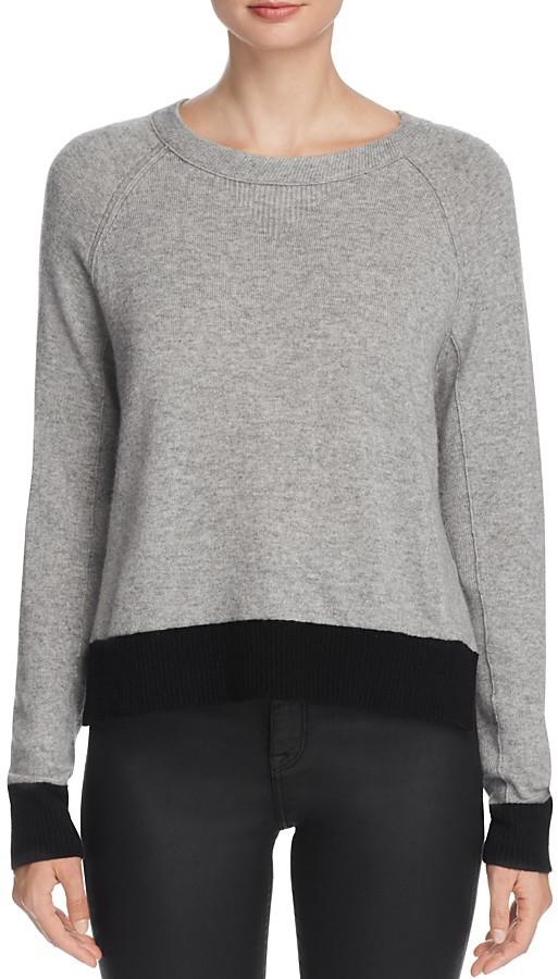 rag & bone/JEAN Charley Color-Block Sweater